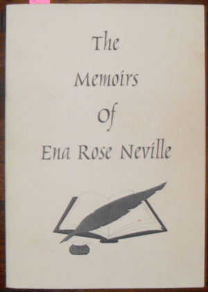 Image for Memoirs of Ena Rose Neville, The