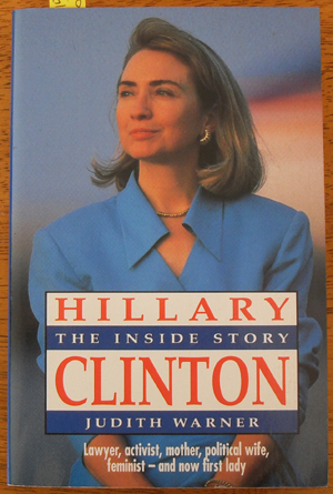 Image for Hillary Clinton: The Inside Story