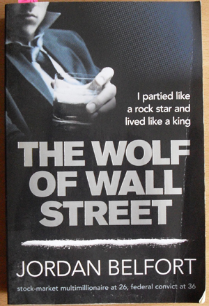 Image for Wolf of Wall Street, The