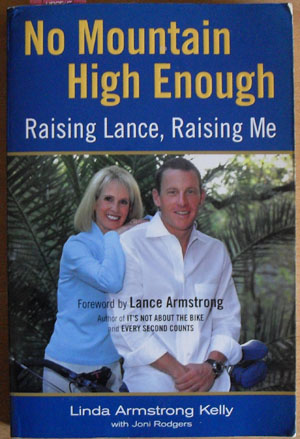 Image for No Mountain High Enough: Raising Lance, Raising Me