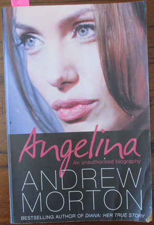 Image for Angelina: An Unauthorised Biography