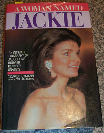 Image for Woman Named Jackie, A