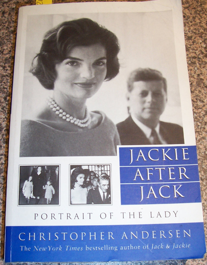 Image for Jackie After Jack: Portrait of the Lady