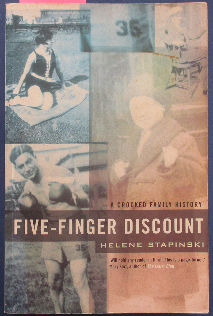Image for Five-Finger Discount: A Crooked Family History