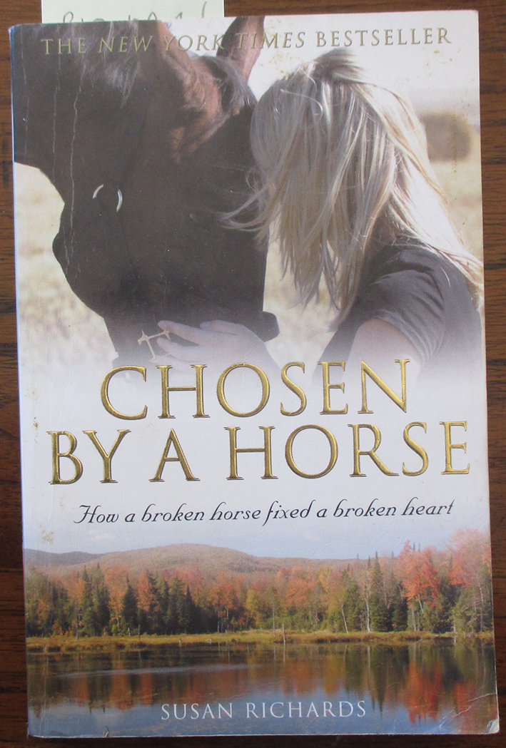 Image for Chosen By a Horse: How a Broken Horse Fixed a Broken Heart