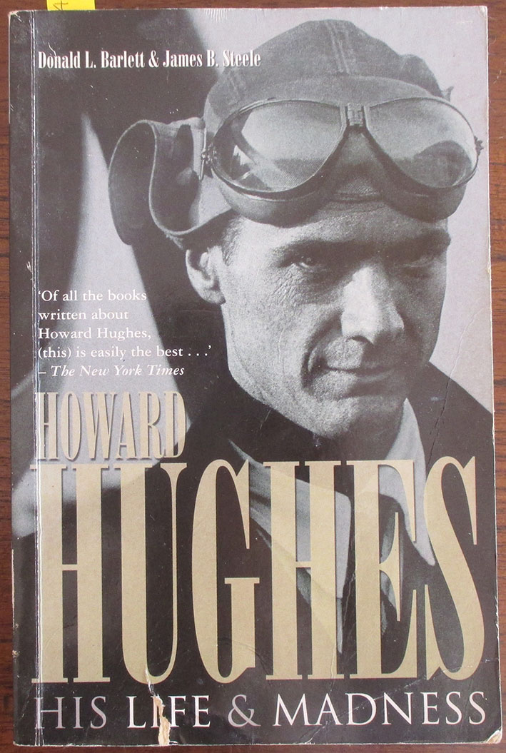 Image for Howard Hughes: His Life and Madness