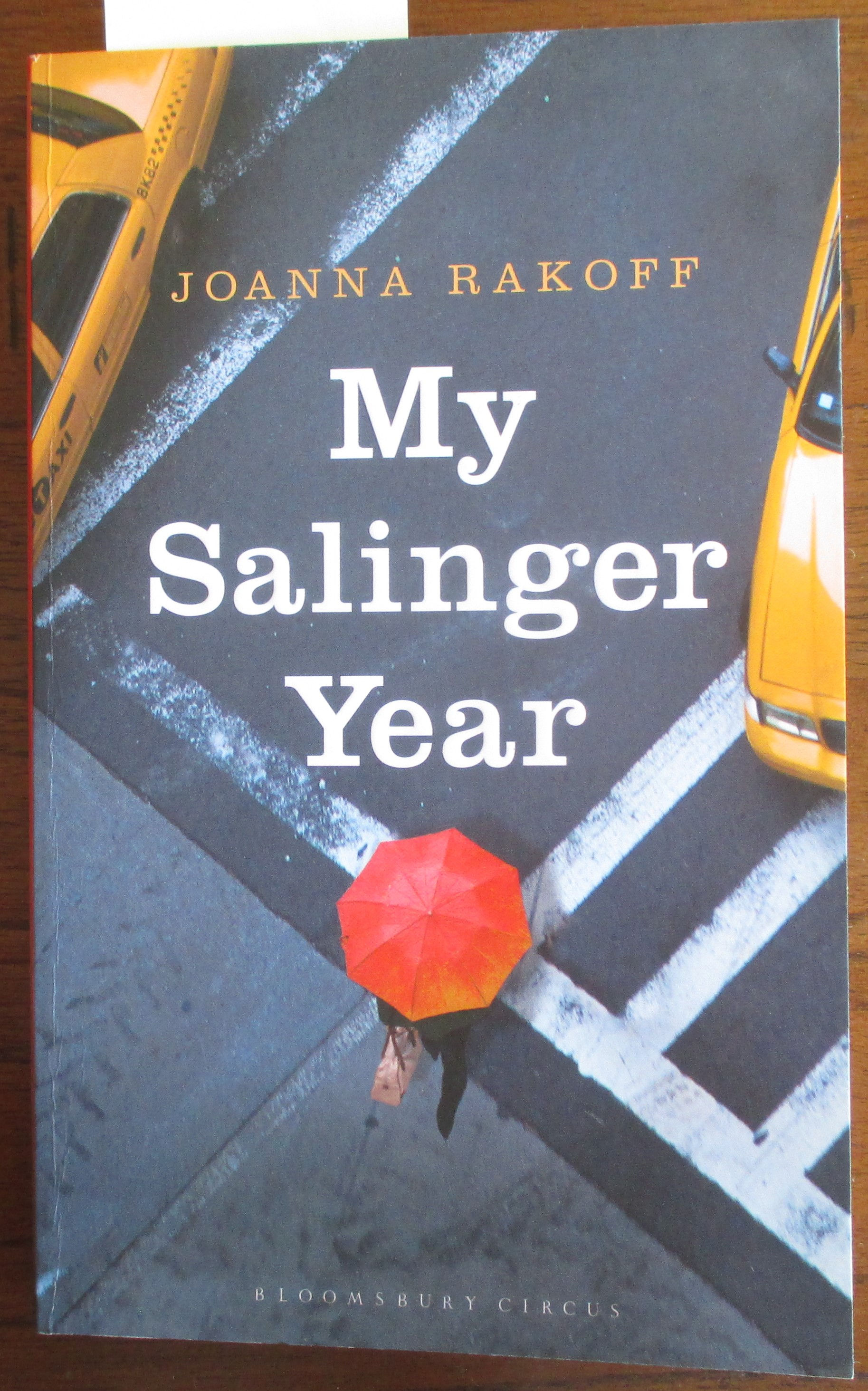 Image for My Salinger Year