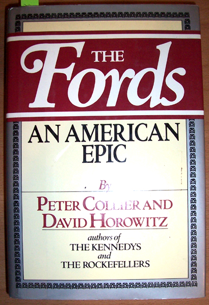 Image for Fords, The: An American Epic