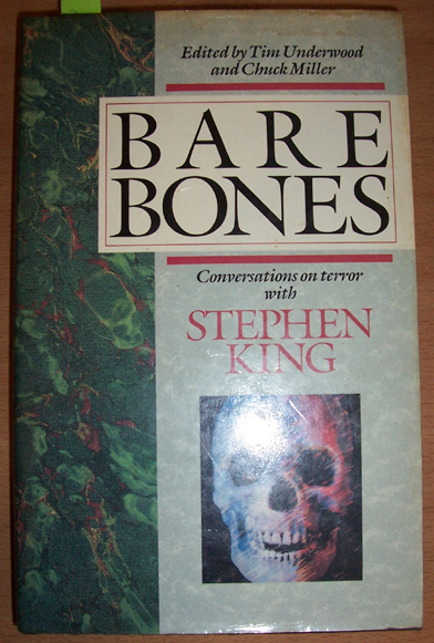 Image for Bare Bones: Conversations on Terror with Stephen King