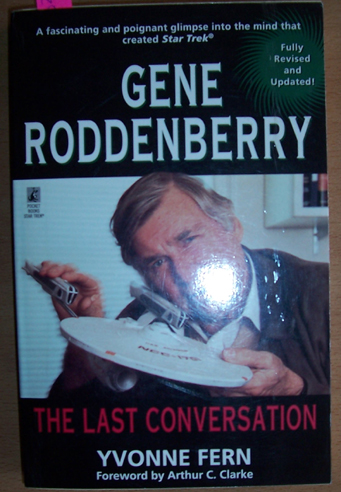 Image for Gene Roddenberry, The Last Conversation