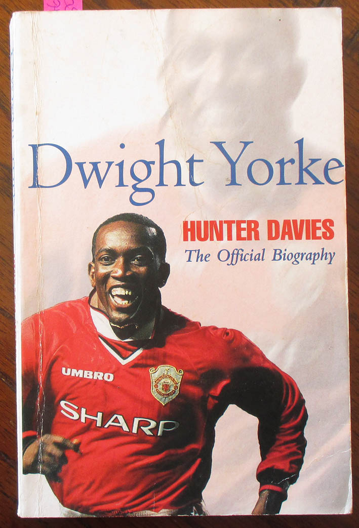 Image for Dwight Yorke: The Official Biography