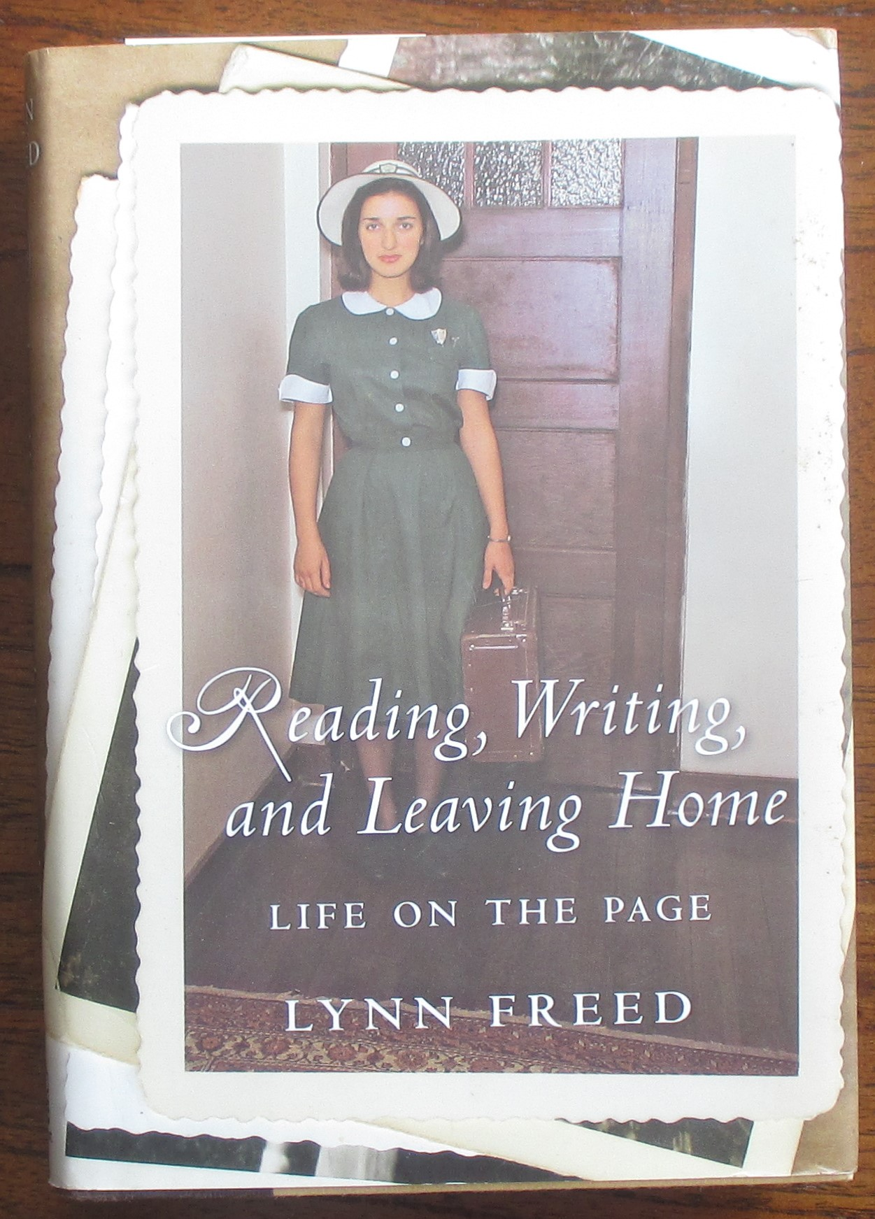 Image for Reading, Writing, and Leaving Home: Life on the Page