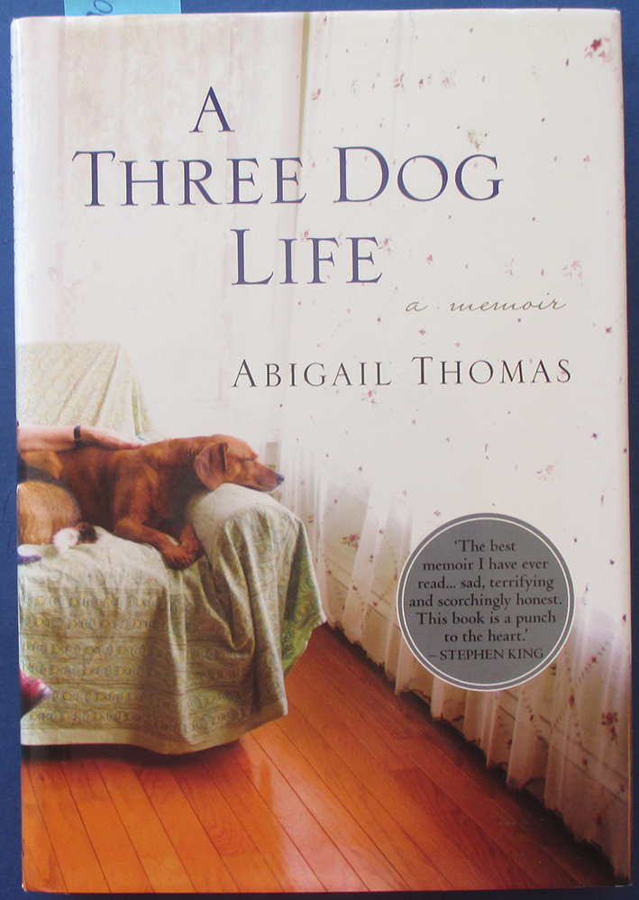Image for Three Dog Life, A: A Memoir