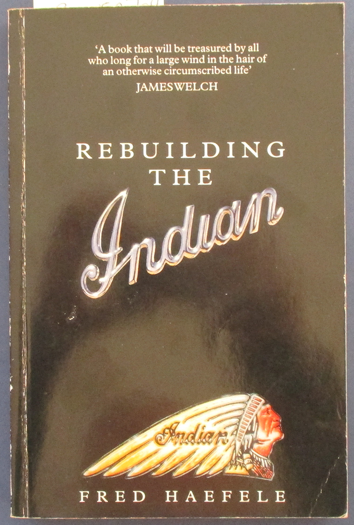 Image for Rebuilding the Indian