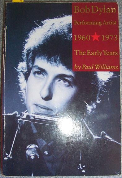 Image for Bob Dylan: Performance Artist, 1960-1973, The Early Years