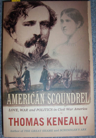 Image for American Scoundrel: Love, War and Politics in Civil War America