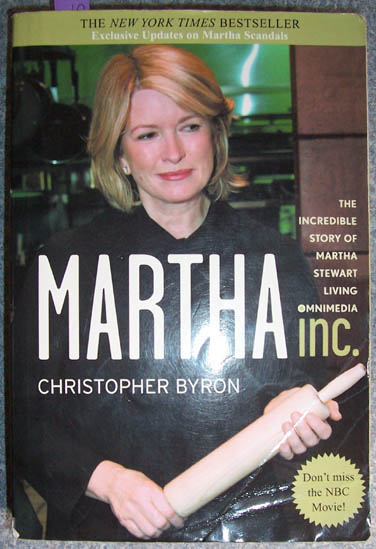 Image for Martha Inc: The Incredible Story of Martha Stewart Living MNIMedia