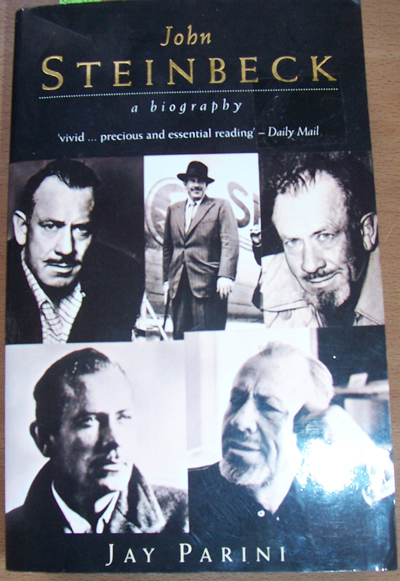 Image for John Steinbeck: A Biography