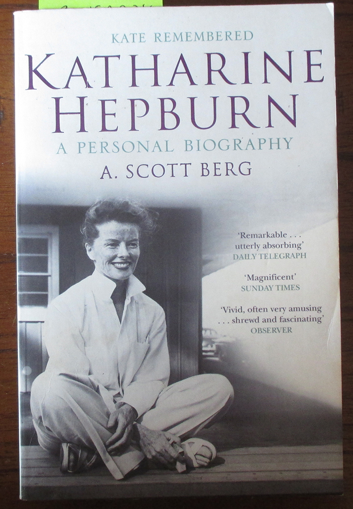 Image for Kate Remembered: Katharine Hepburn - A Personal Biography