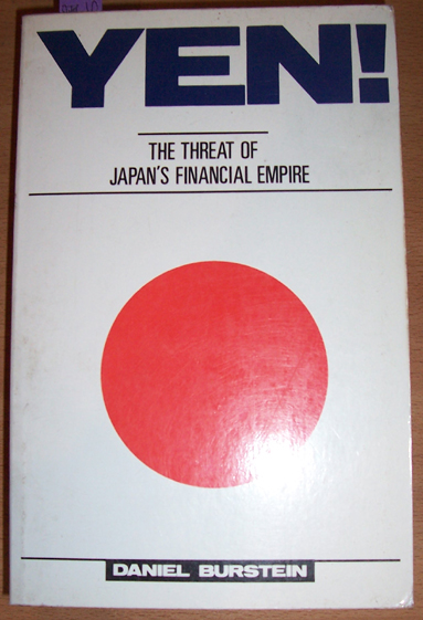 Image for Yen: The Threat of Japan's Financial Empire