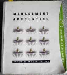 Image for Management Accounting