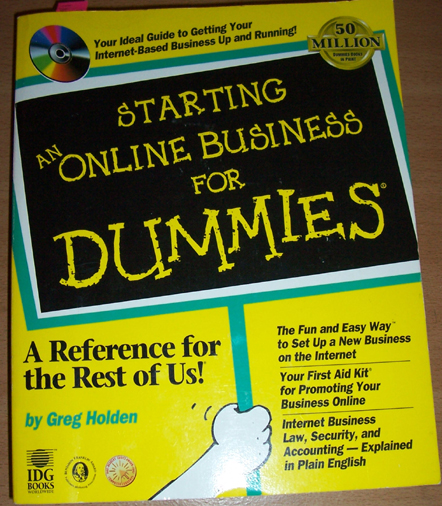 Image for Starting an Online Business For Dummies