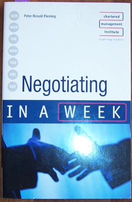 Image for Negotiating in a Week