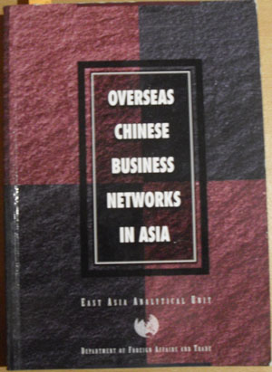 Image for Overseas Chinese Business Networks in Asia
