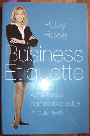 Image for Business Etiquette: Achieving a Competitive Edge in Business