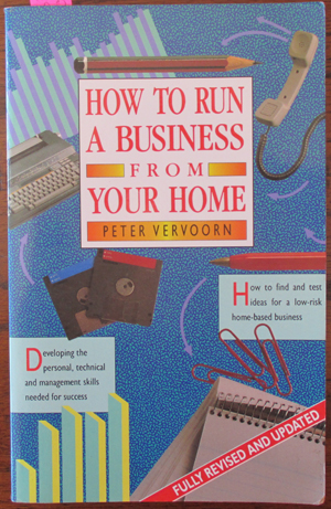 Image for How to Run a Business From Your Home