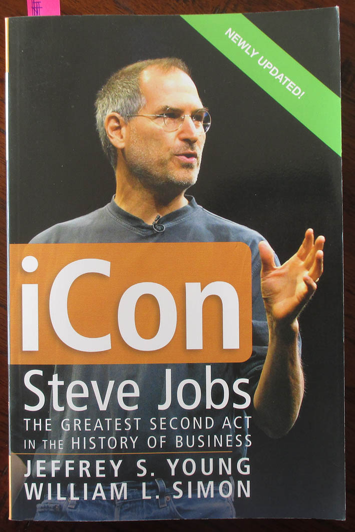 Image for iCon: Steve Jobs - The Greatest Second Act in the History of Business
