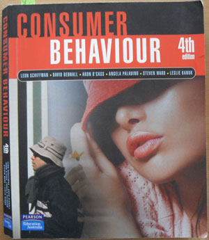 Image for Consumer Behaviour