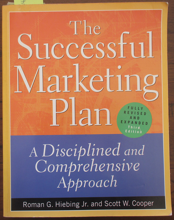 Image for Successful Marketing Plan, The: A Disciplined and Comprehensive Approach