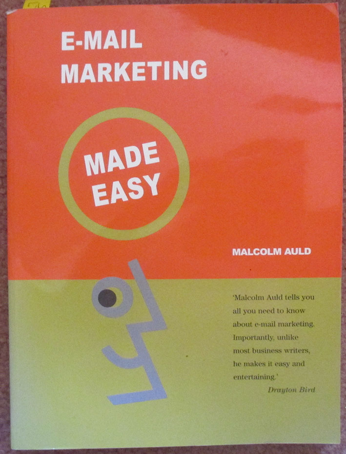 Image for E-Mail Marketing (Made Easy)