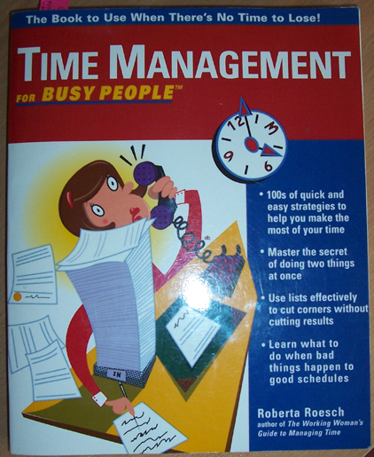 Image for Time Management for Busy People