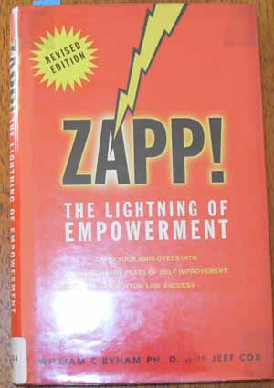Image for Zapp! The Lighting of Empowerment