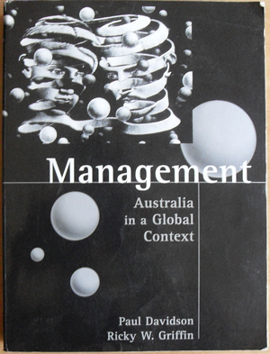 Image for Management: Australia in a Global Context