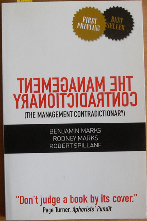 Image for Management Contradictionary, The