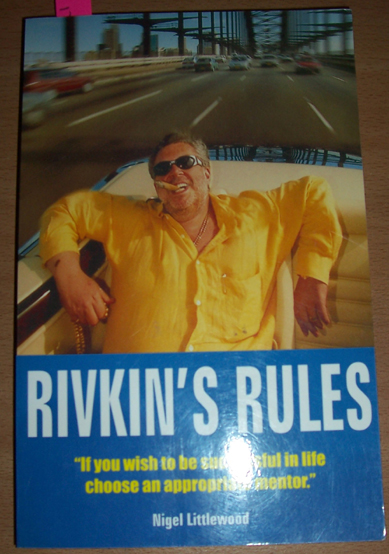 Image for Rivkin's Rules