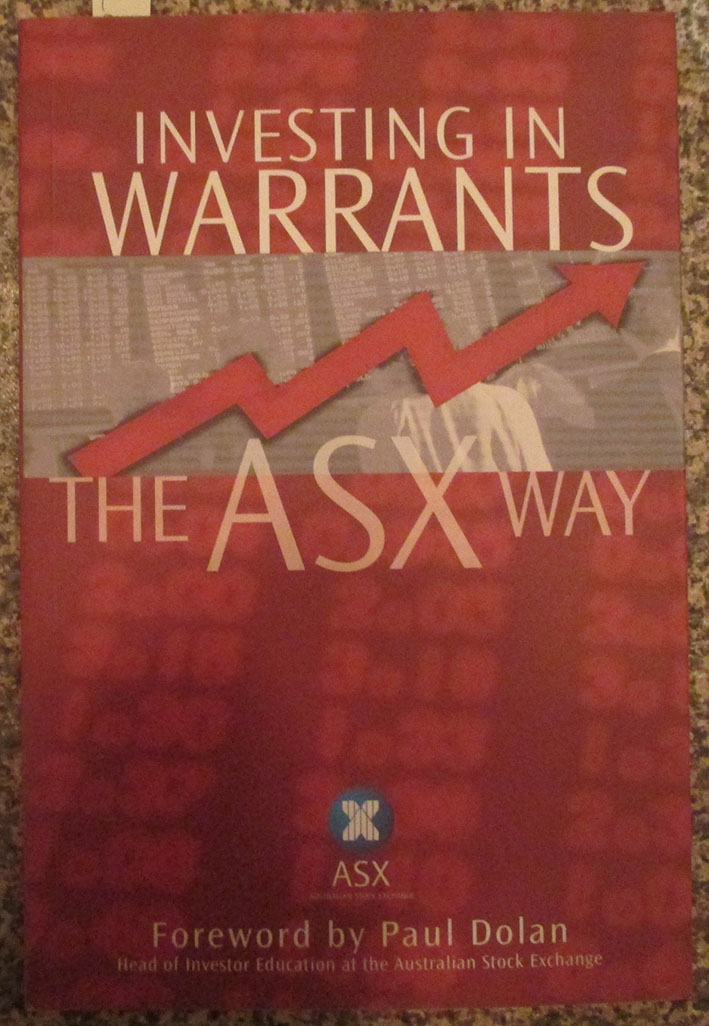 Image for Investing in Warrants the ASX Way