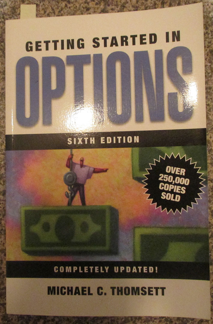Image for Getting Started in Options