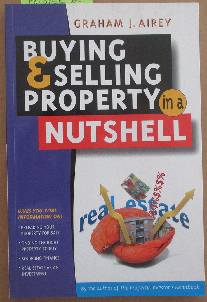Image for Buying & Selling Property In a Nutshell