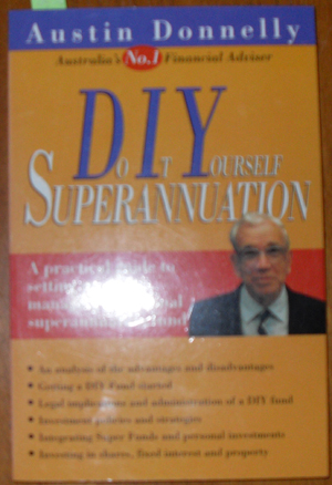 Image for Do It Yourself Superannuation