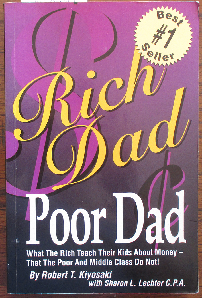 Image for Rich Dad Poor Dad