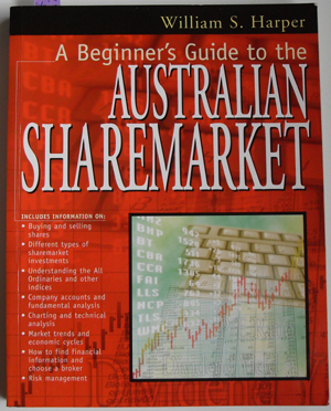Image for Beginner's Guide to the Australian Sharemarket, A