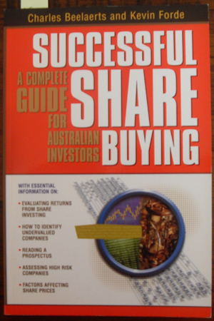 Image for Successful Share Buying: A Complete Guide for Australian Investors
