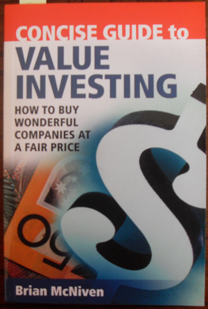 Image for Concise Guide to Value Investing: How to Buy Wonderful Companies at a Fair Price