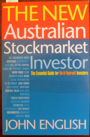 Image for New Australian Stockmarket Investor, The: The Essential Guide for Do-It-Yourself Investors