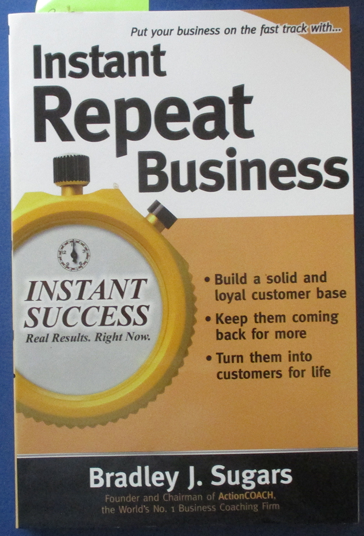 Image for Instant Repeat Business
