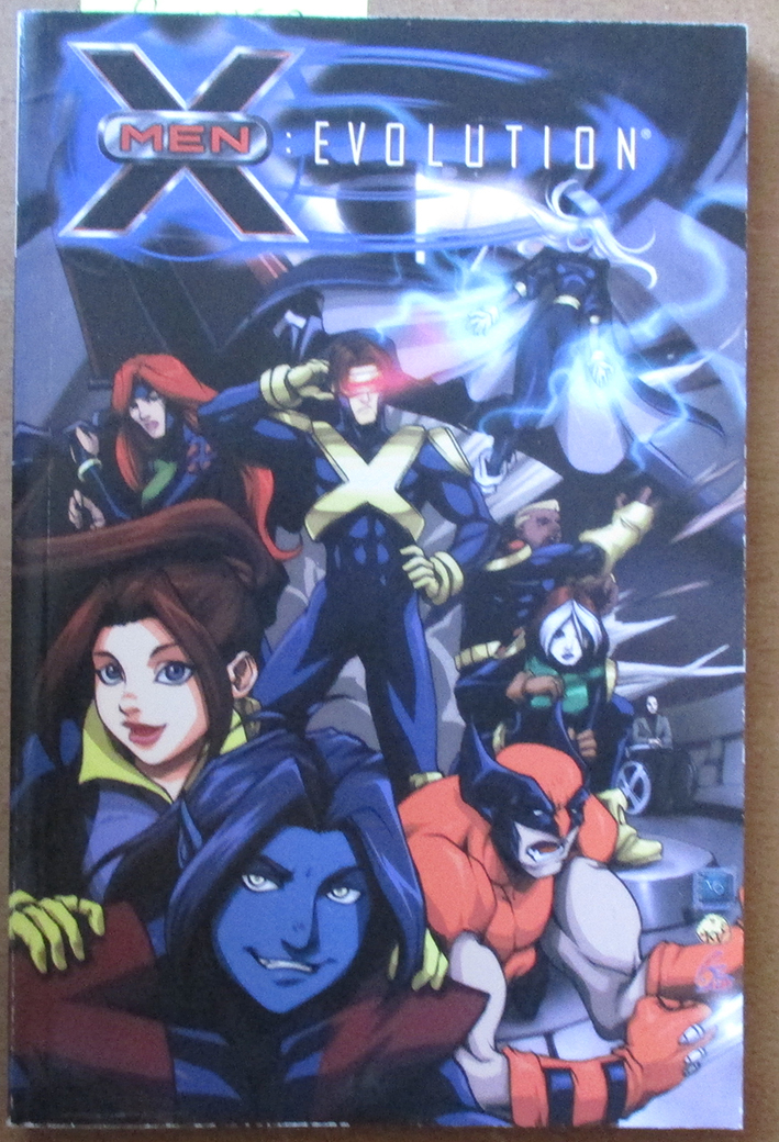 Image for X-Men Evolution Volume 1 Digest (Marvel Digests)